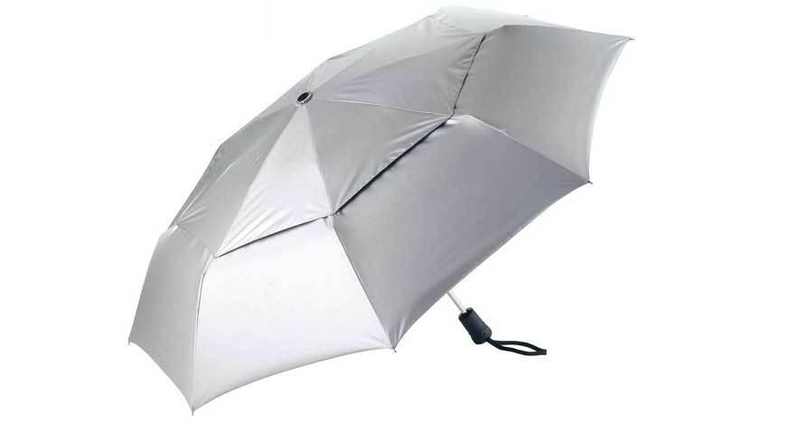 Coolibar Titanium Umbrella