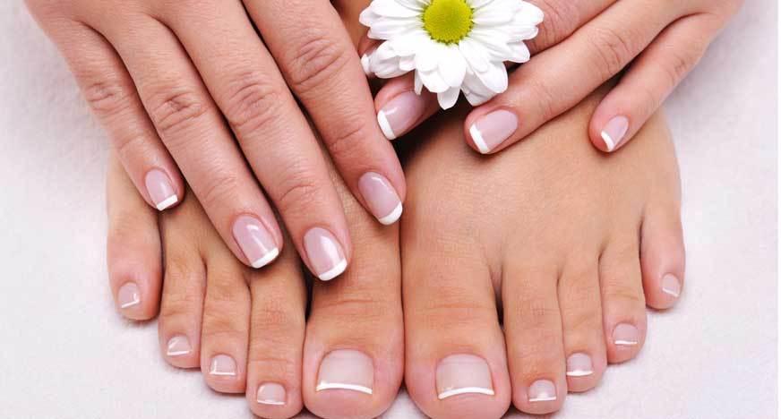 The CBG Nail Salon: Mani-Pedi\'s During Chemo & Radiation | Cancer Be ...