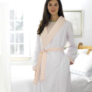 Designer Hospital Gowns & Robes