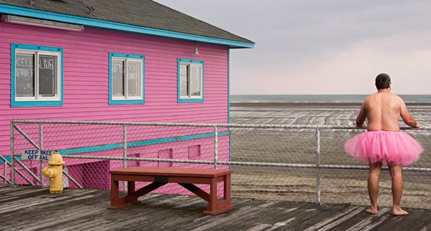 pink tutu project