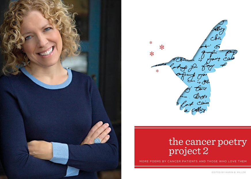 the cancer poetry project karin miller