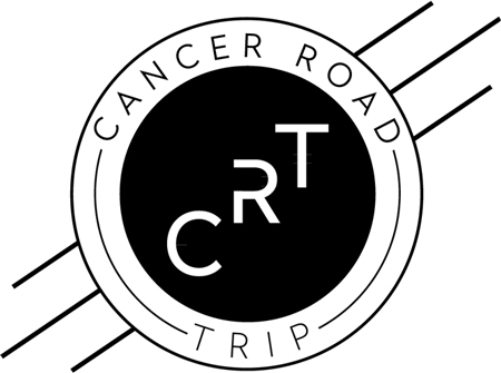 Cancer Road Trip Graphic